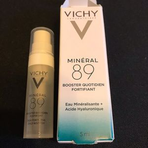 5/$25 Vichy Mineral 89 Booster New Travel Size